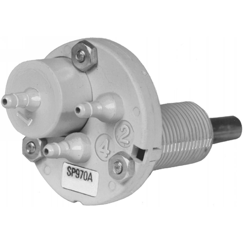 SP970A Manual or minimum position pressure regulator