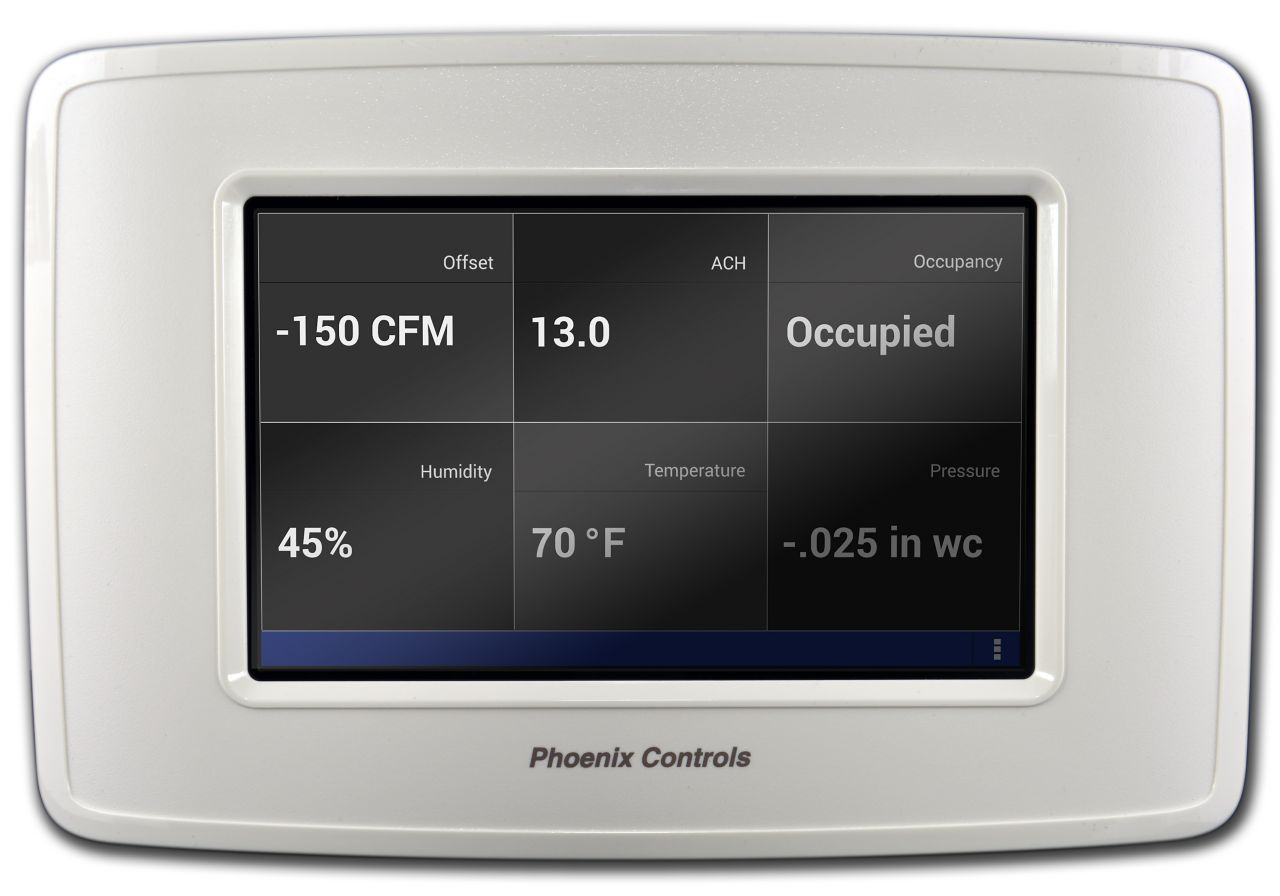 View Touch Display Unit