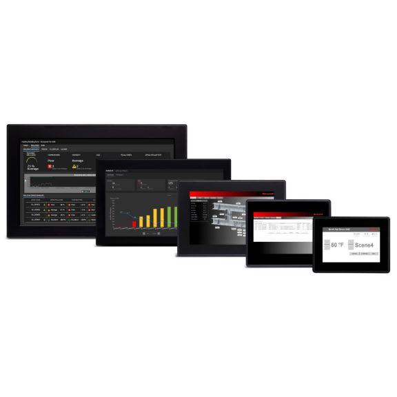 WEB-HMI Touchscreen Monitor