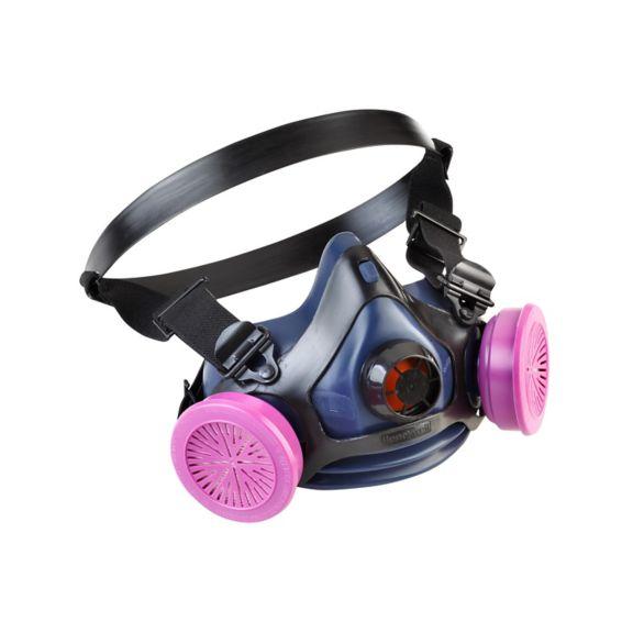 HS_honeywell_north_ru8800_half_mask_ru8800 half mask, medlg, 7580p100
