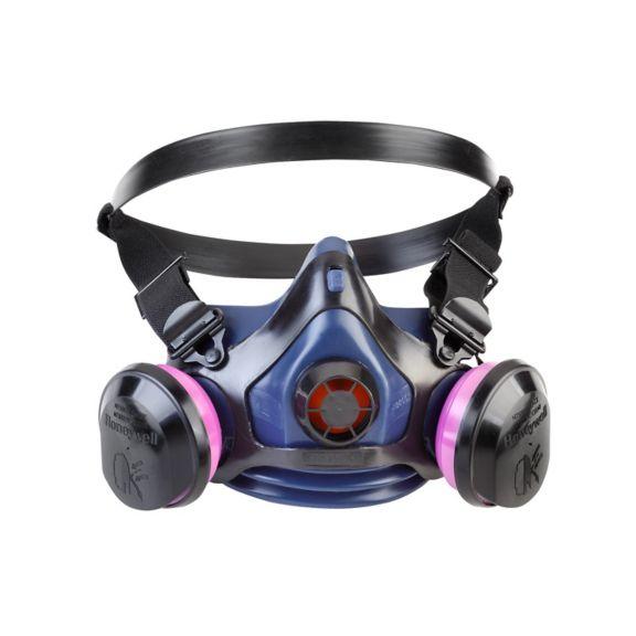 HS_honeywell_north_ru8800_half_mask_ru8800 half mask, medlg, 7580p100 with n750029