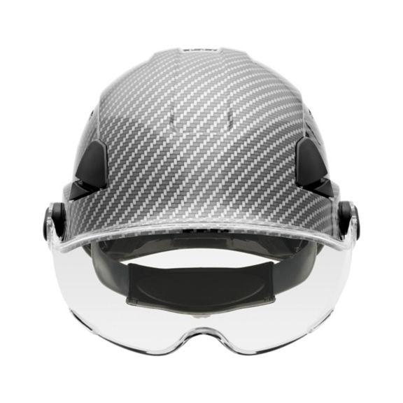 Honeywell Fibre Metal Safety Helmet Product Shot NA Frontal