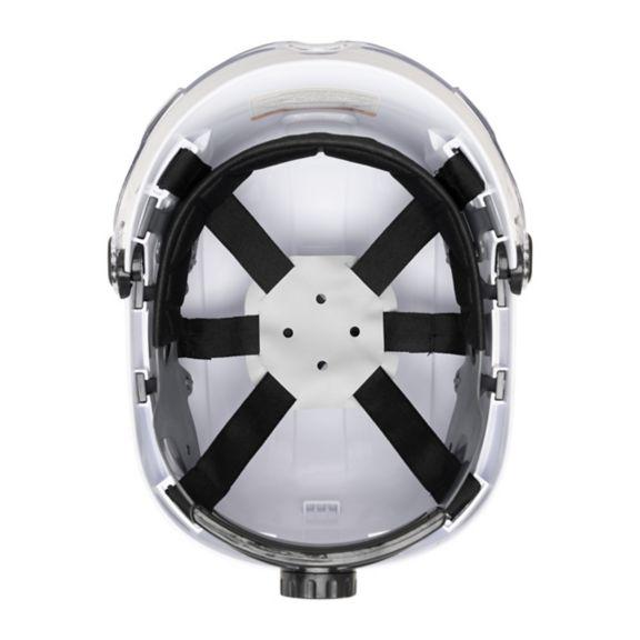 Honeywell Fibre Metal Safety Helmet Product Shot NA Interior
