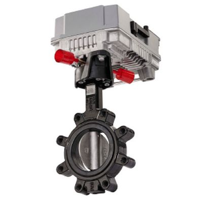 VR4 Resilient Seat 3-Way Butterfly Valve