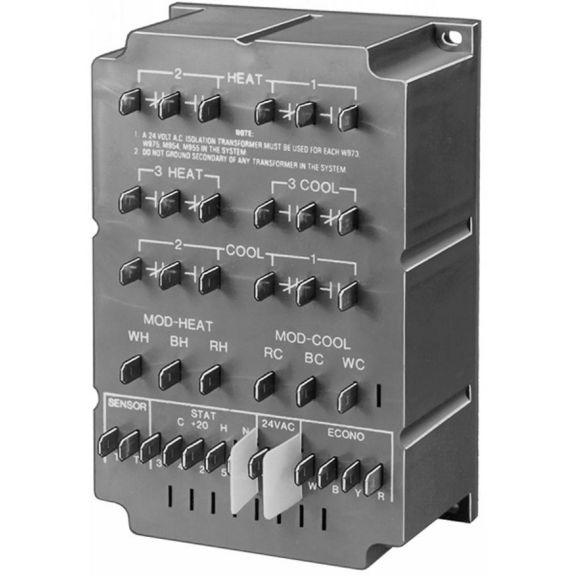 W973 Logic Panel