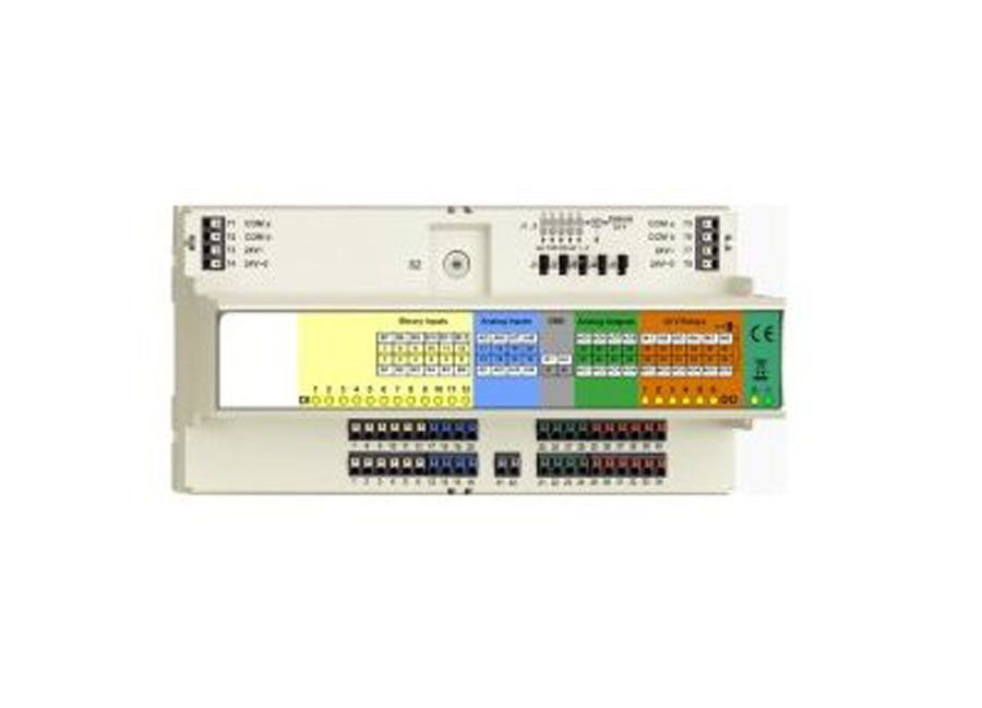 XFU830A Panel Bus Mixed I/O Module with Screw Terminals
