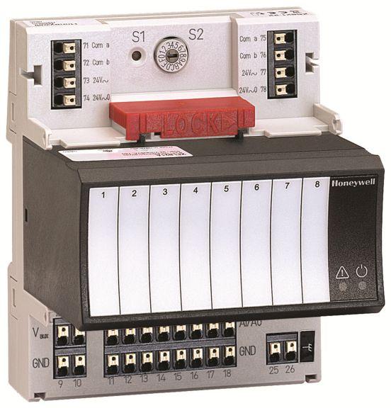 Pluggable LonWorks��Bus I/O Module