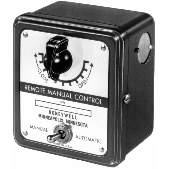 S443A Manual Potentiometer