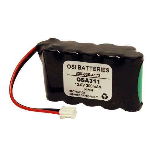 WEB-201 and WEB-600 Replacement Battery Assembly