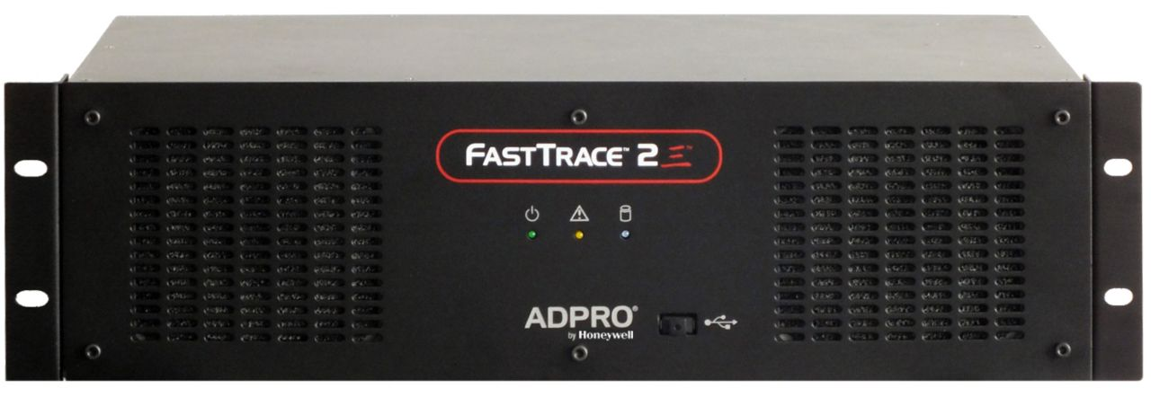 FastTrace� 2E Remotely Programmable NVR
