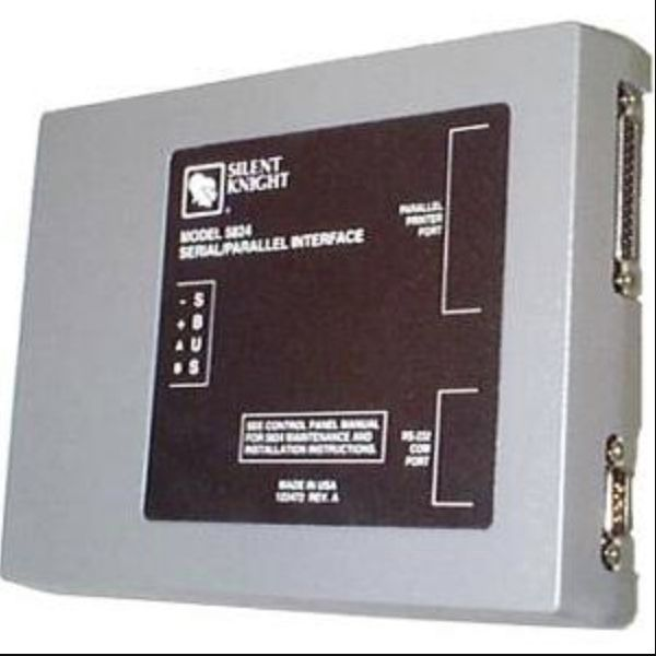 Serial and Parallel Gateway Module