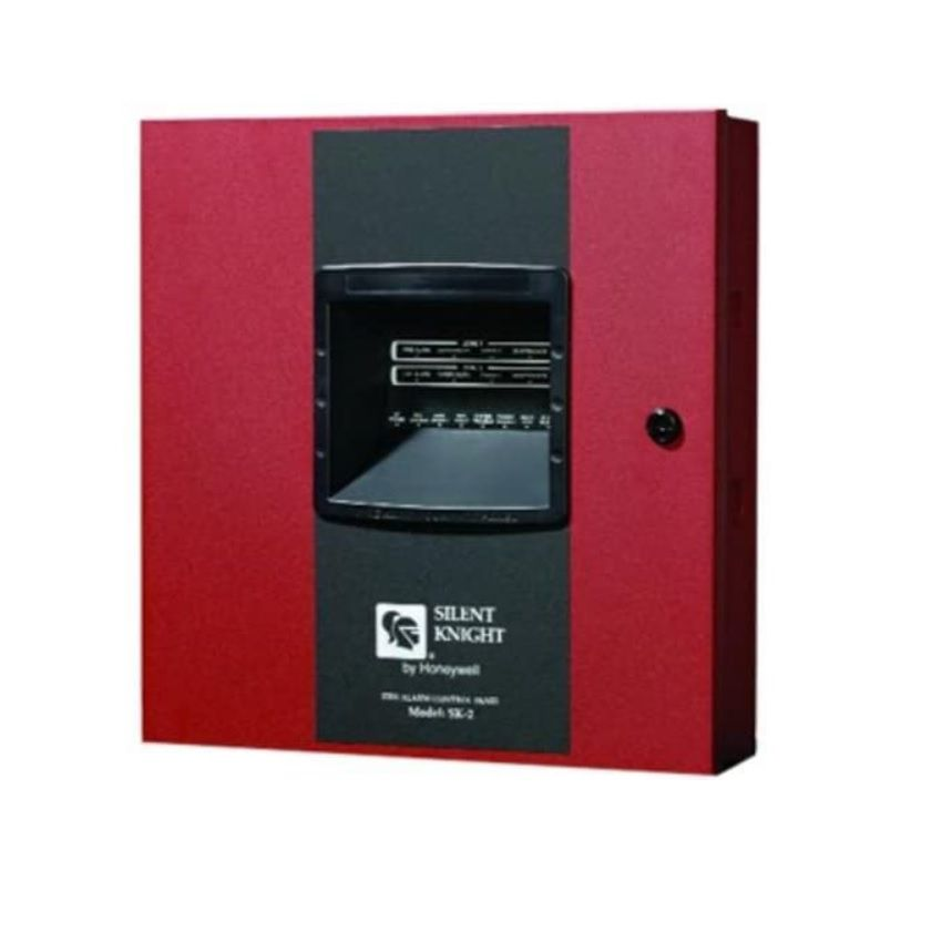 Two Zone Conventional Fire Alarm Control Panel