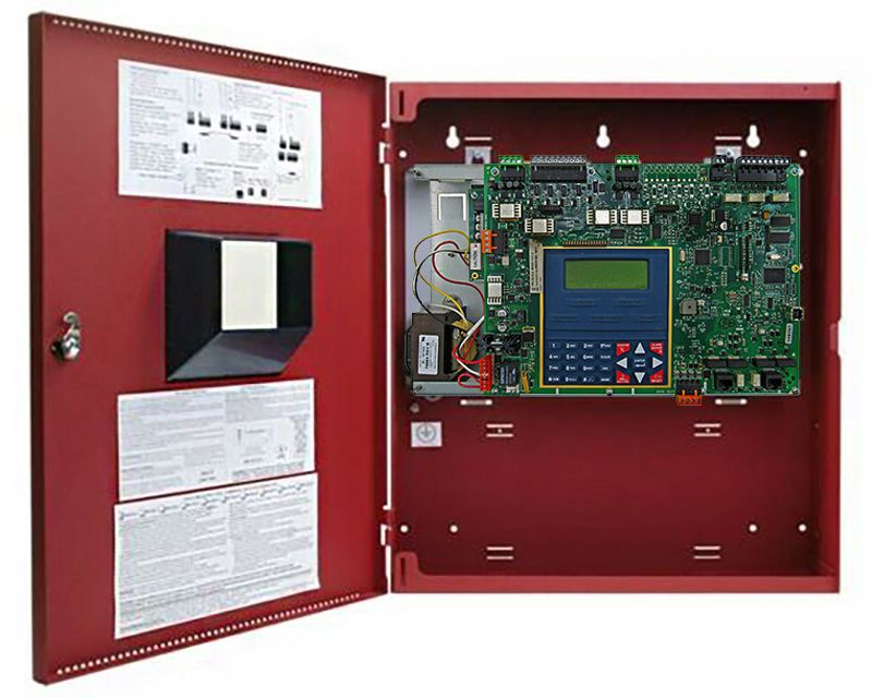 MS-5UD Fire Alarm Control Panel