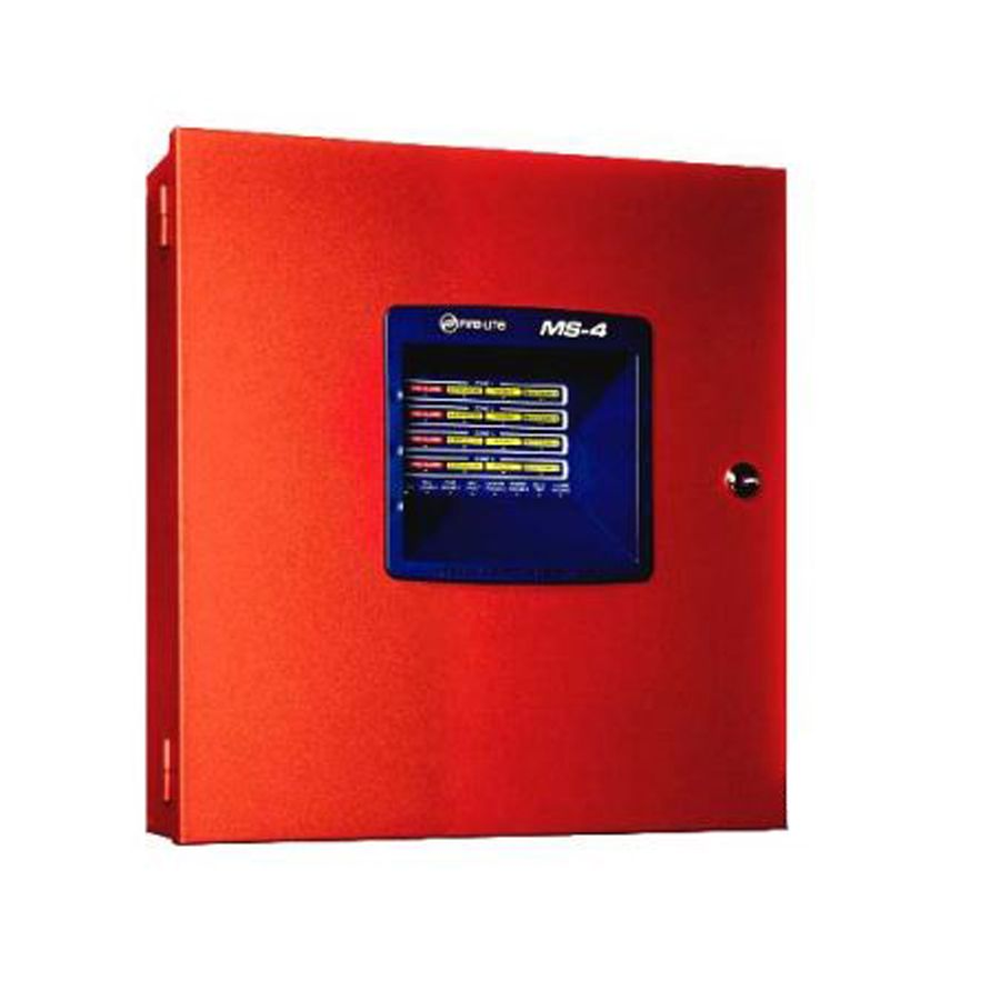 MS-4 Fire Alarm Control Panel