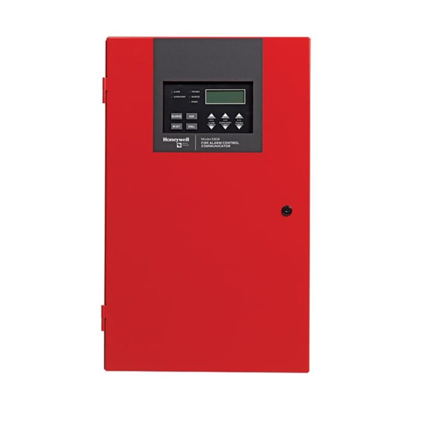 6808 Addressable Fire Alarm Control Panel