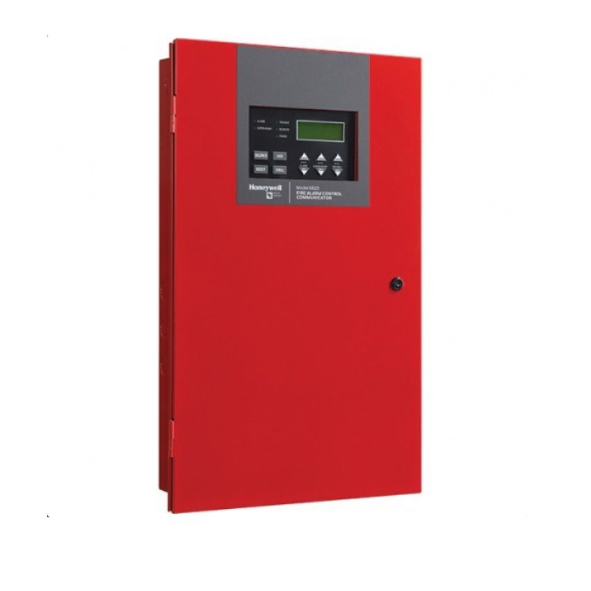 6820 Addressable Fire Alarm Control Panel