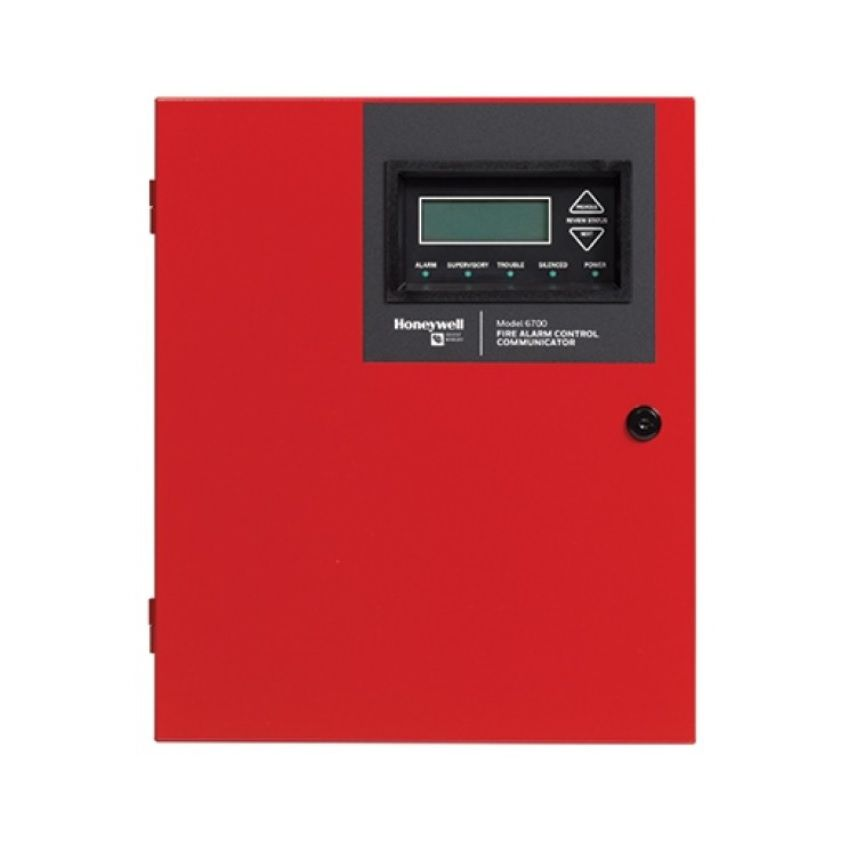 6700 Addressable Fire Alarm Control Panel