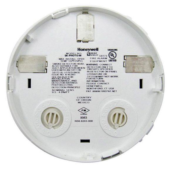 SK-PHOTO-W Series Smoke Detector