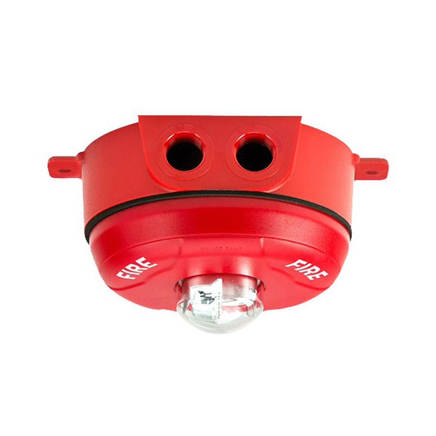 SpectrAlert� Advance SCRK Outdoor Ceiling Mount Strobe