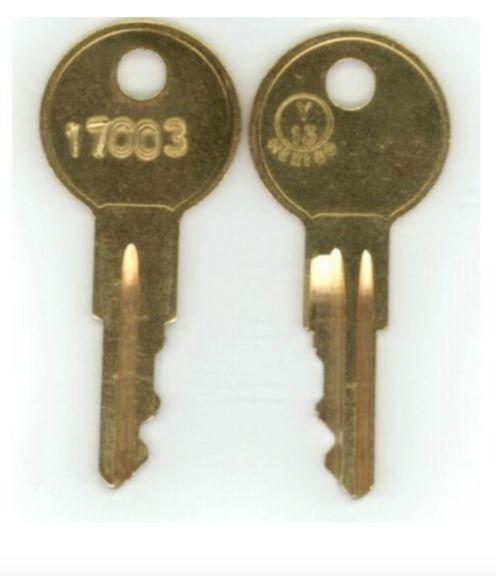 17003 Key Set