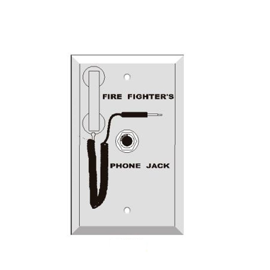 FFT-FPJ Firefighter Telephone Phone Jack