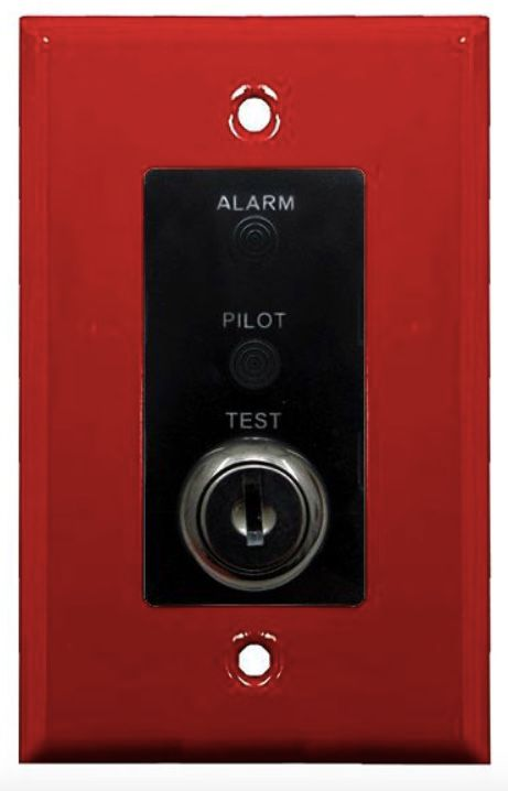 SD505 Duct Smoke Detector�Remote�Test Switch