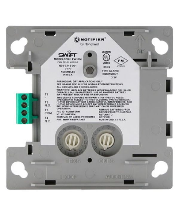 SWIFT� Wireless Relay Module