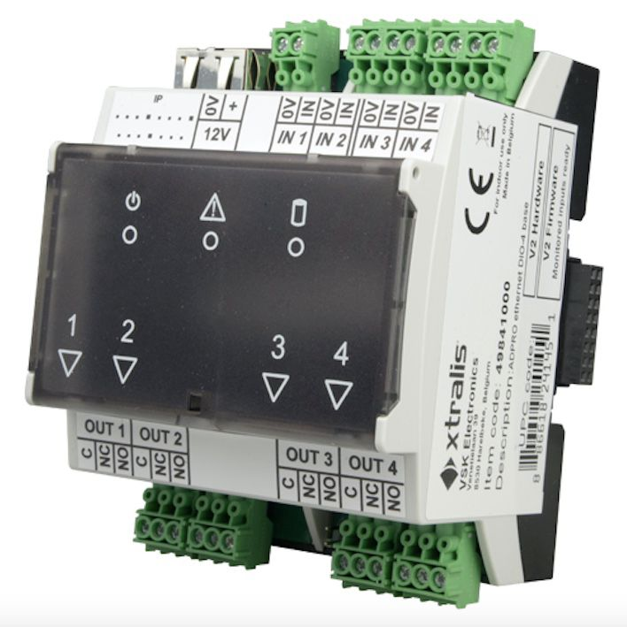 ADPRO� Ethernet I/O Base Unit