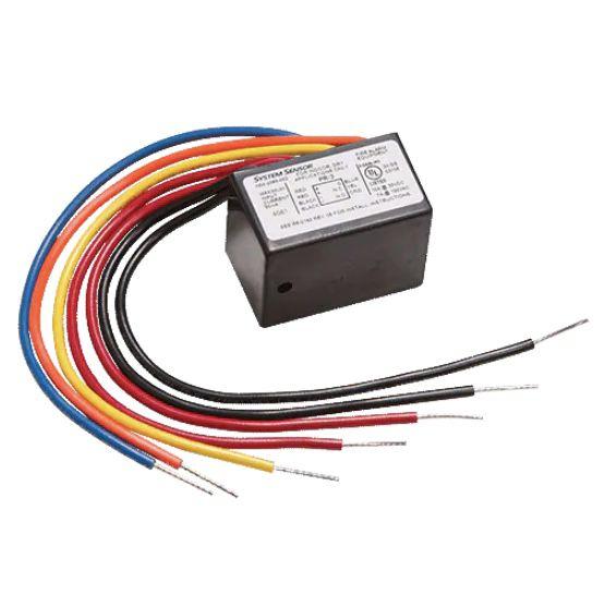 Epoxy-Encapsulated Multi-Voltage Relay