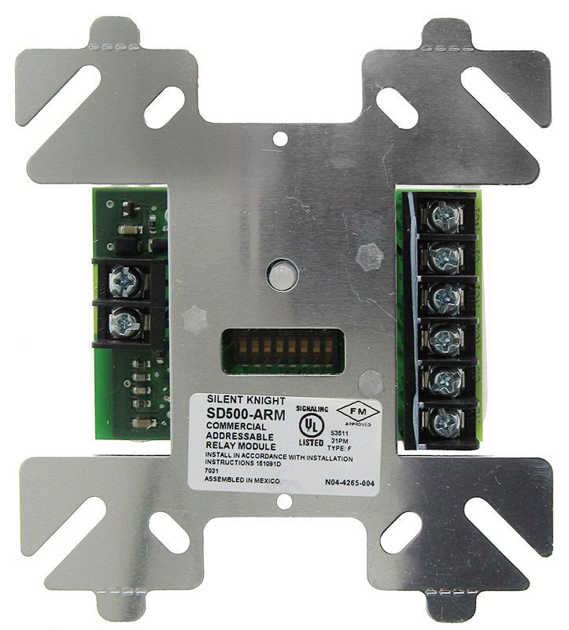SD500-ARM Addressable Relay Module