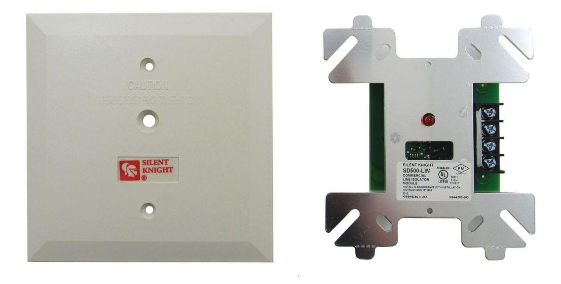 SD500-LIM Line Isolator Module
