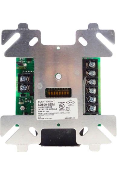 SD500-SDM Addressable 2-Wire Smoke Detector�Module