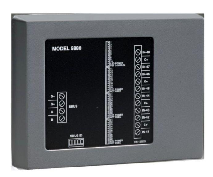5820XL LED I/O Driver Module