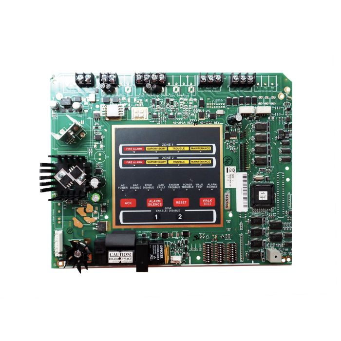 MS-2 Fire Alarm Control Panel Replacement Board