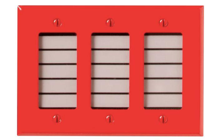5865-3/5865-4 LED Annunciator
