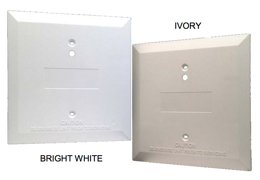 Ivory Faceplate