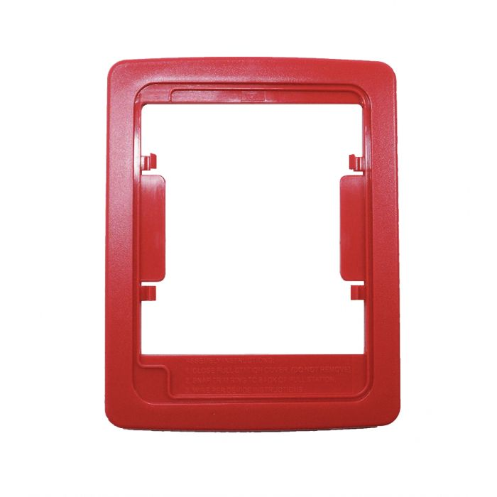 BG-12 Series Fire Alarm Pull Station Trim Ring