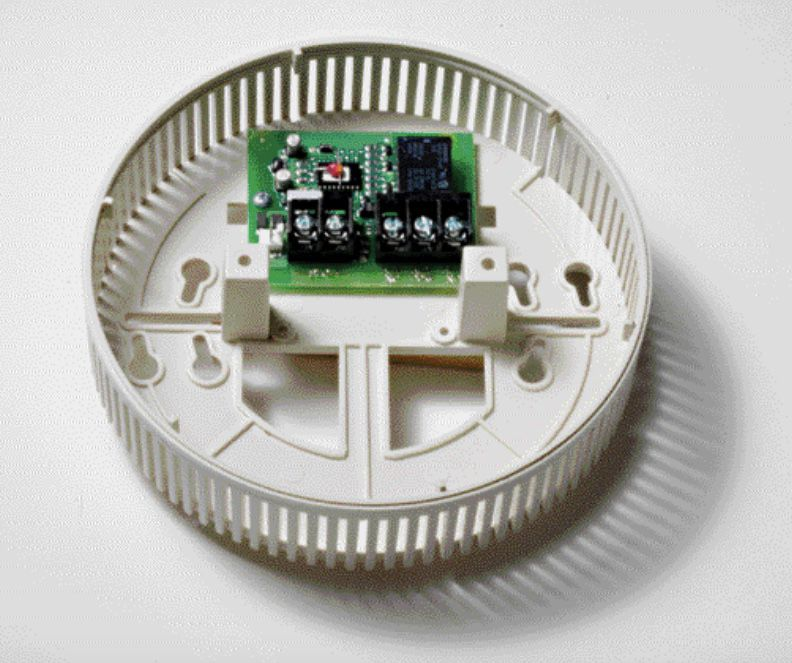 SD505-6RB�Six Inch Relay Base