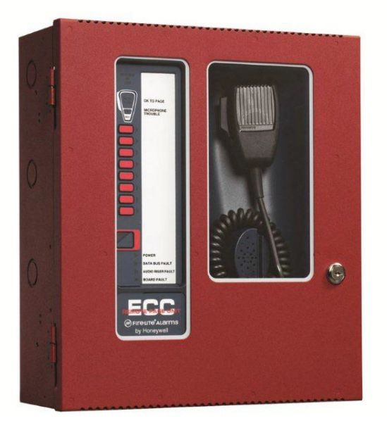 ECC Remote Page Unit
