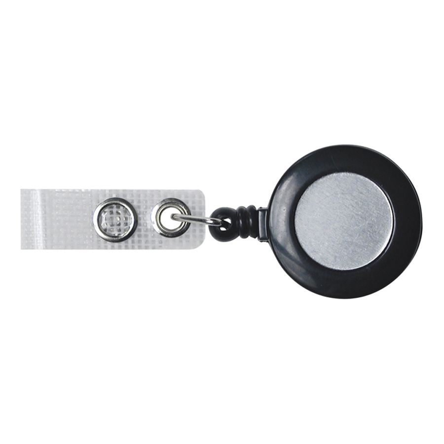 Retractable Coil Badge Holder with Clip