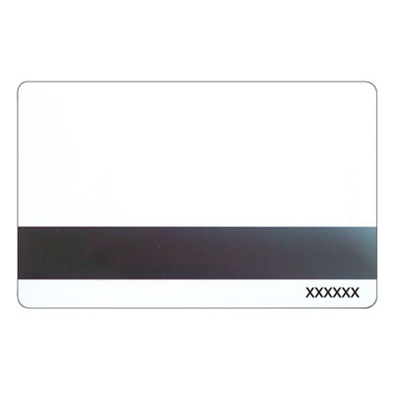 OmniClass� Prox PVC Card with Magnetic Stripe