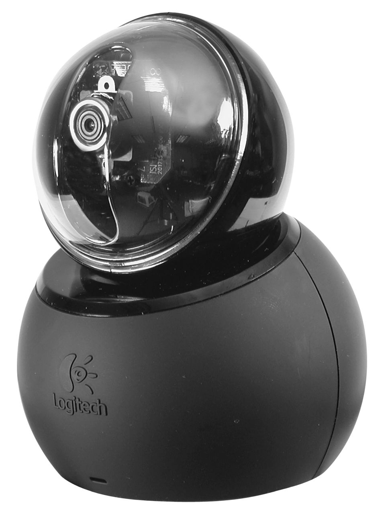 Logitech PTZ Dome Camera