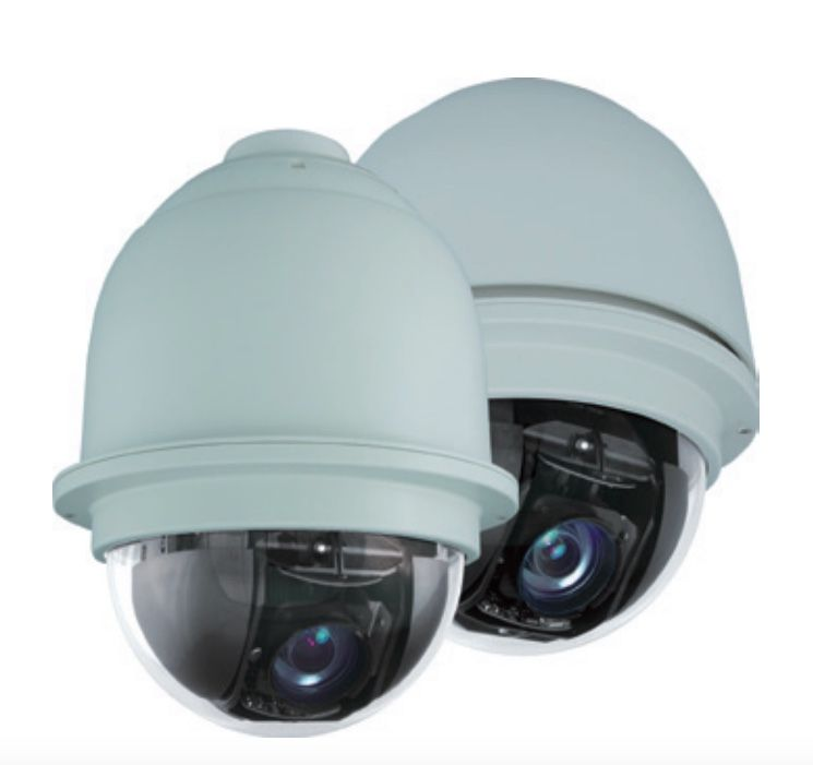 HDZ Series 22x Zoom�Indoor or Outdoor�Network PTZ Camera