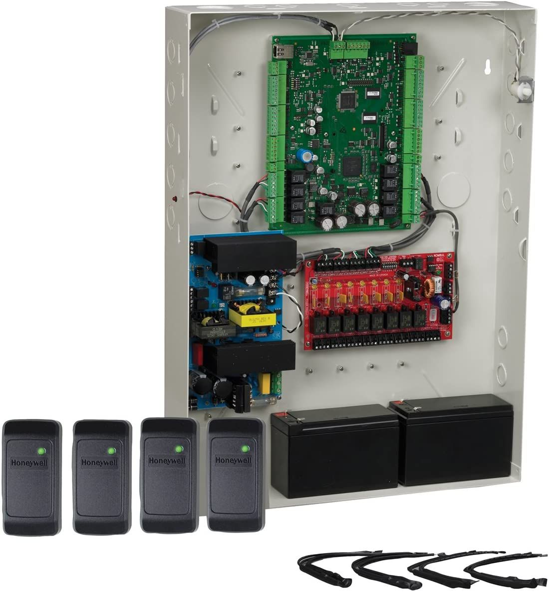 NetAXS-4� Hybrid Based Access Control System Starter Kit with Readers