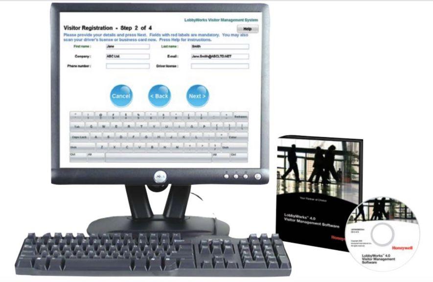 LobbyWorks� Visitor Management Suite Version 4.1