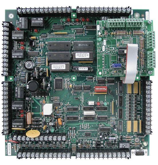 N-1000-IV-X Access Control Panel PCB