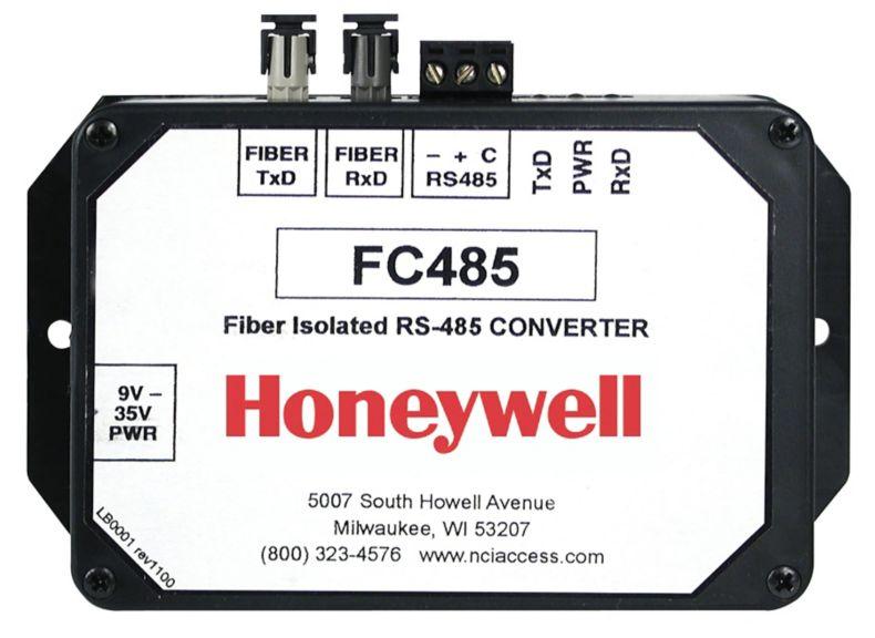 RS-485 Fiber Converter