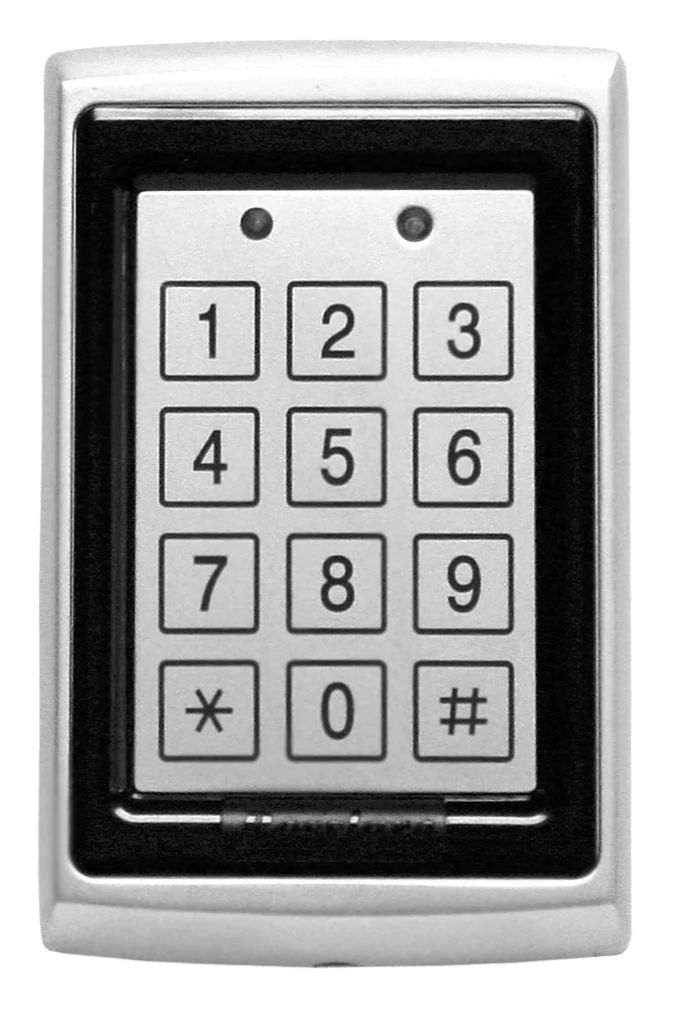 OmniProx��Single-Gang Proximity Card Reader with Keypad