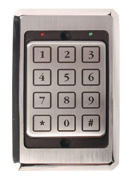 KP-10 12-Wire Access Keypad