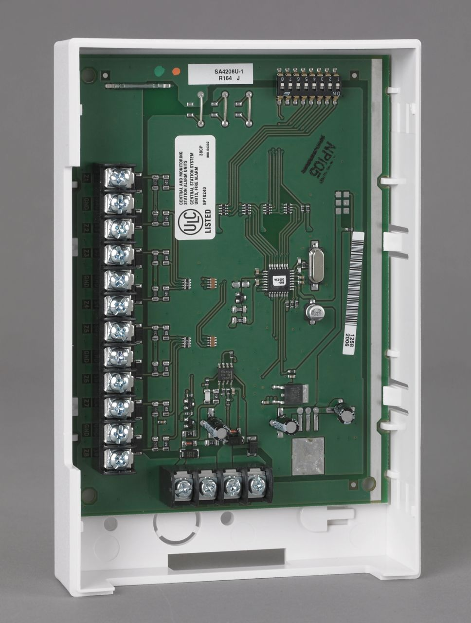 4208U Universal 8-Zone Remote Point Module